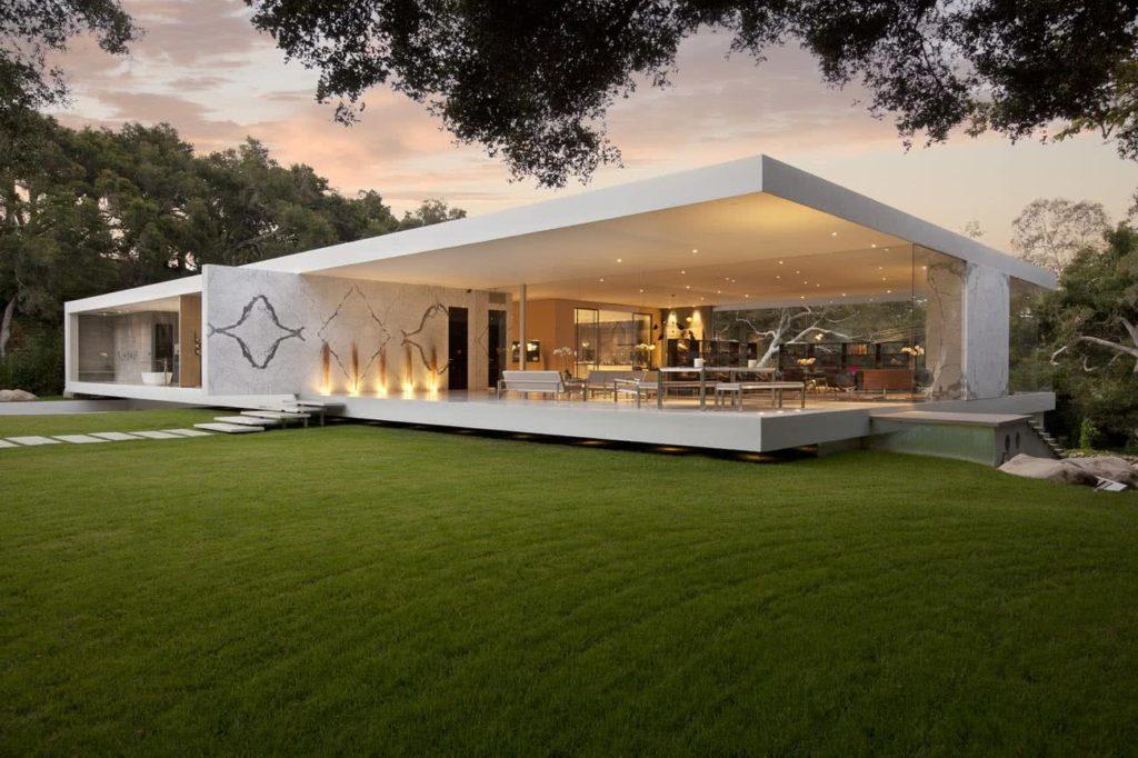 Casas estilo minimalista