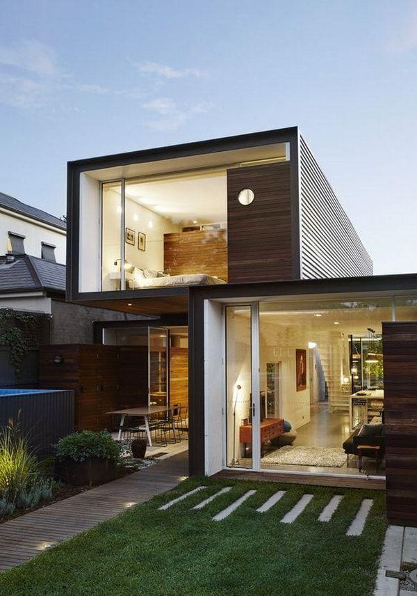 casa modular moderna