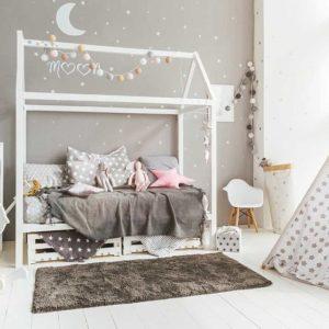habitación infantil tipi