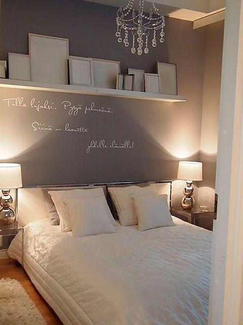 habitación matrimonio pequeña