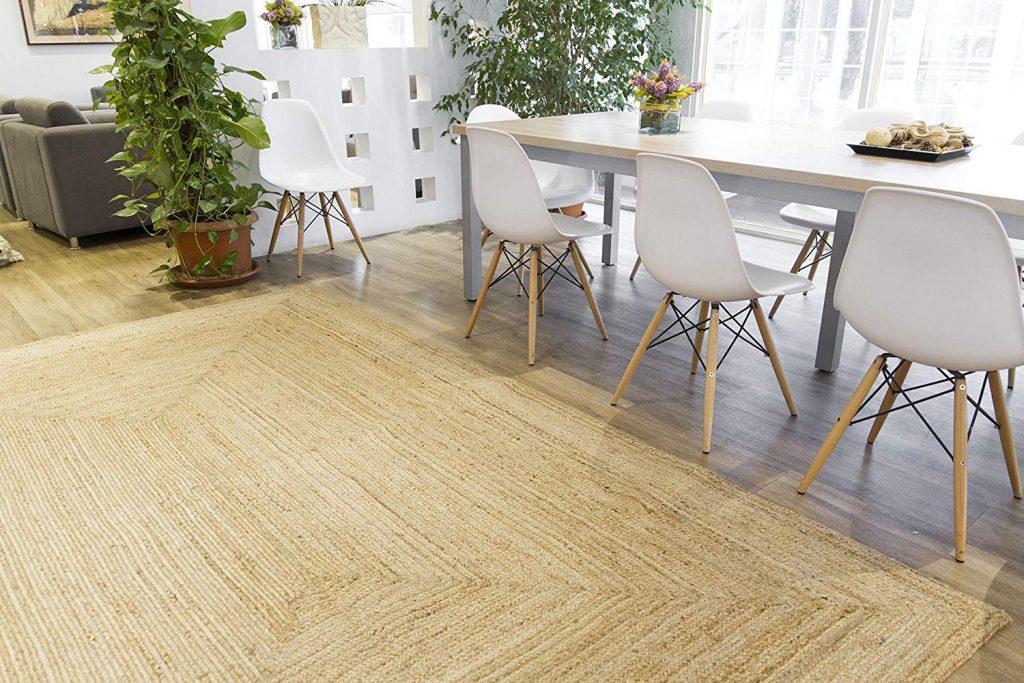alfombras de yute