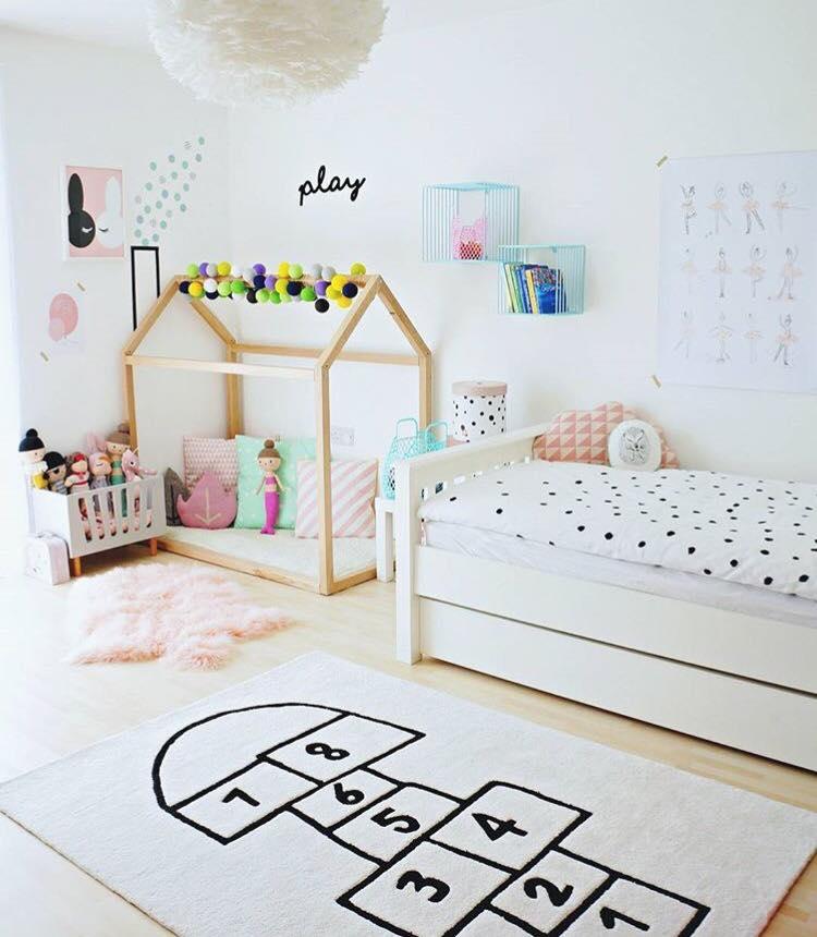 alfombras infantiles mariquitilla