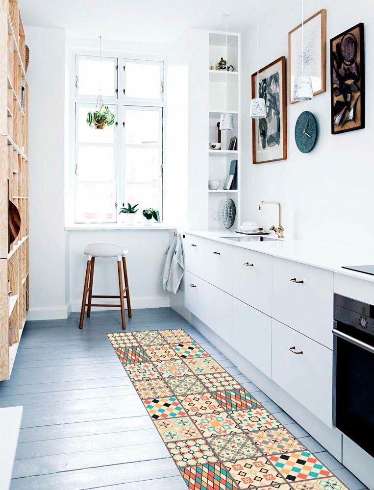 alfombras vinilicas para cocinas
