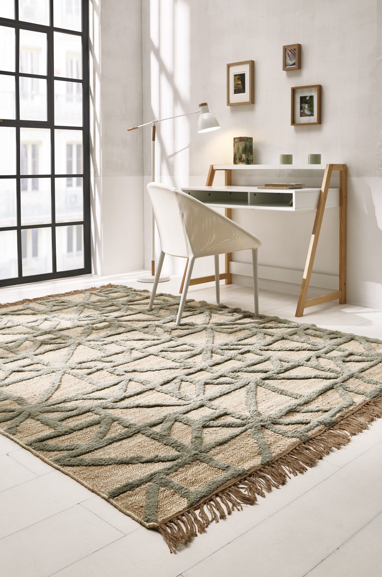 alfombras yute